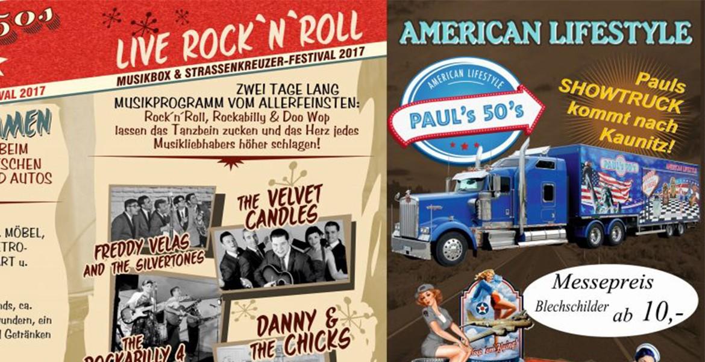 27.05 - 28.05 Paul's 50's kommt nach Kaunitz – Save the Date
