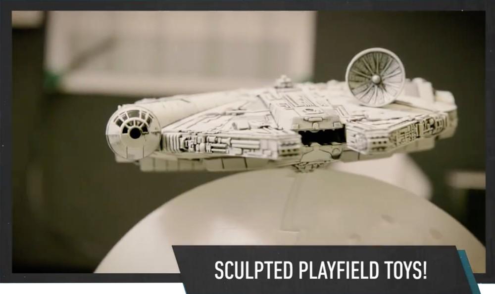 Neue Stern Star Wars Flipperautomaten für 2017 angekündigt
