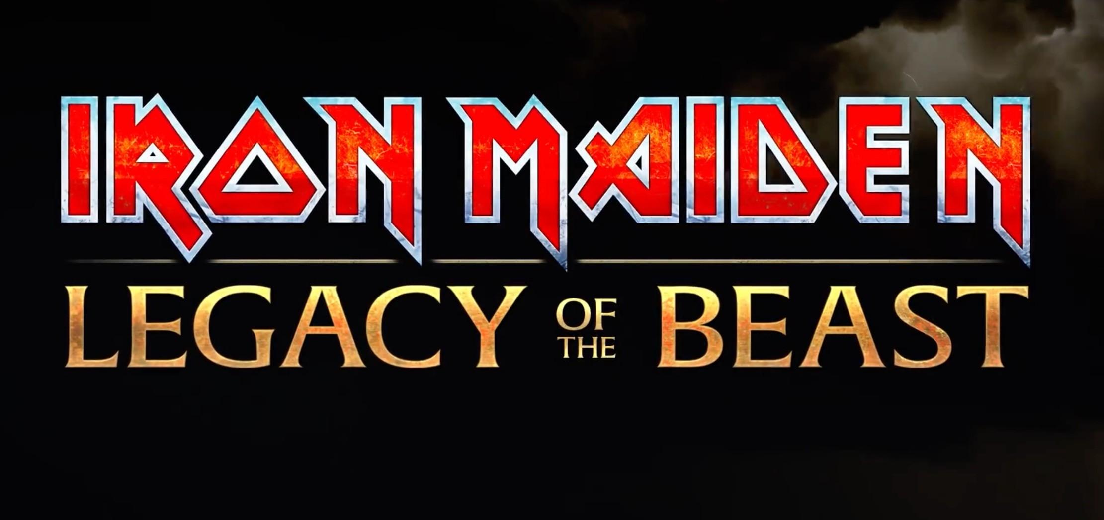 Iron Maiden wird nächster Stern Pinball - Legacy of the Beast - 2018