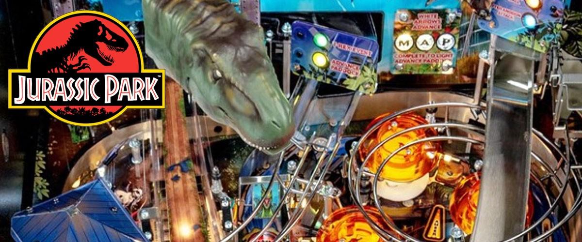 Jurassic Park ist der neuste Stern Pinball 2019