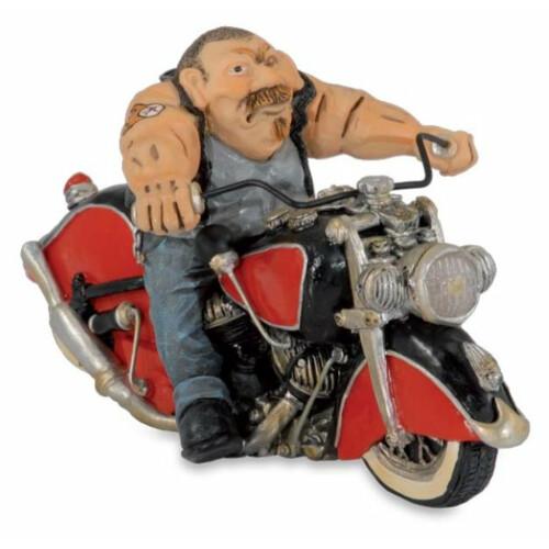 Funny Biker Bob Figur