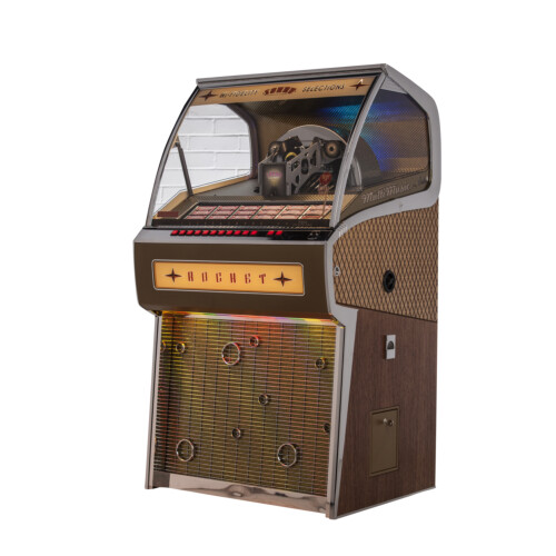 Rocket Vinyl im 50iger Jahre Design