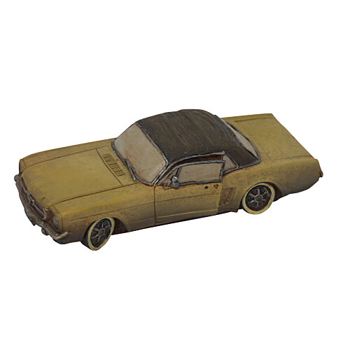 Ford Mustang Auto Figur