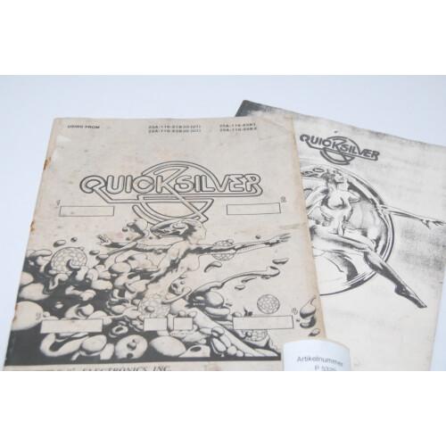 Stern Quicksilver Flipper Manual