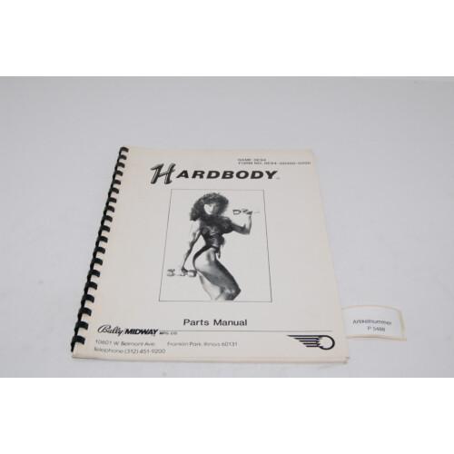 Bally Hardbody Flipper Manual