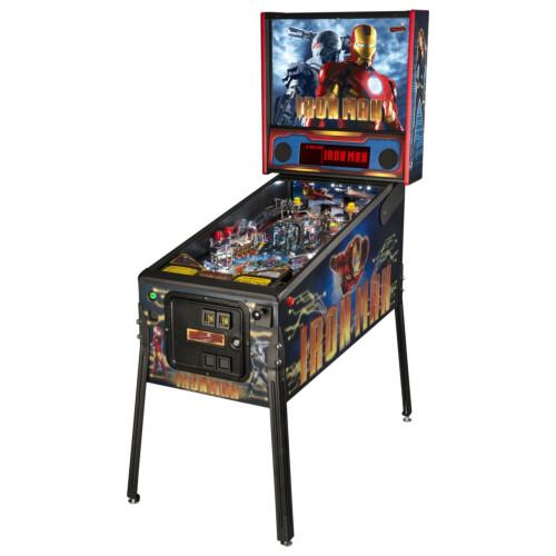 Flipper Iron Man Voult Edition Pro