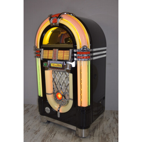 WURLITZER 1015 ONE MORE TIME OMT Black Onyx