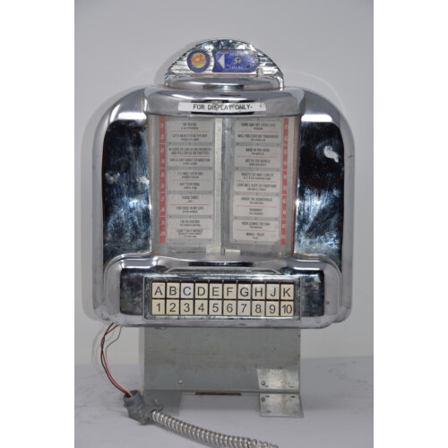 Seeburg Musikbox Fernwähler Modell 3W1