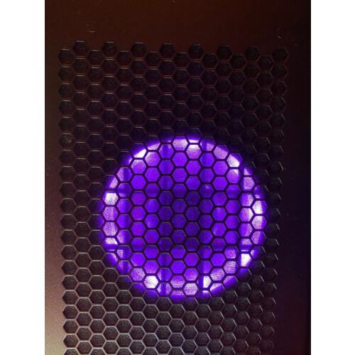 Lautsprecher Beleuchtung für Stern Pro und Premium Flipper violett