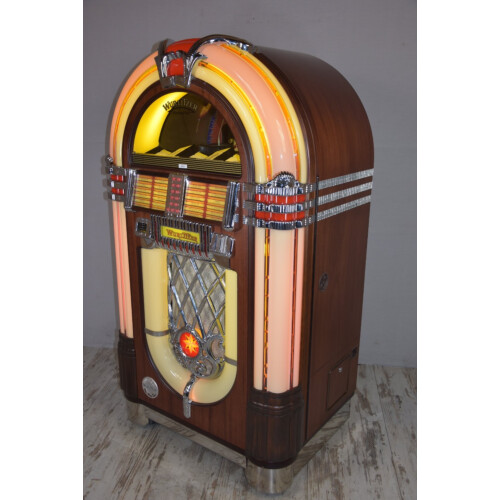 """Wurlitzer Jukebox 1015 """"OMT"""" One More Time"""