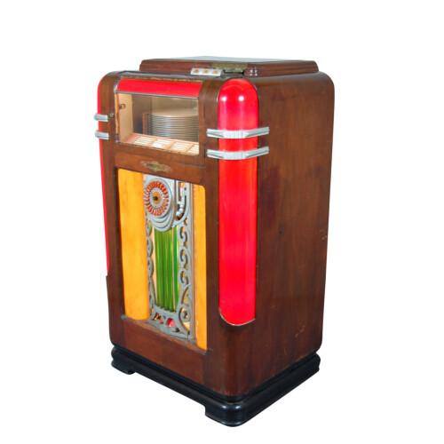 Jukebox Wurlitzer Modell 600