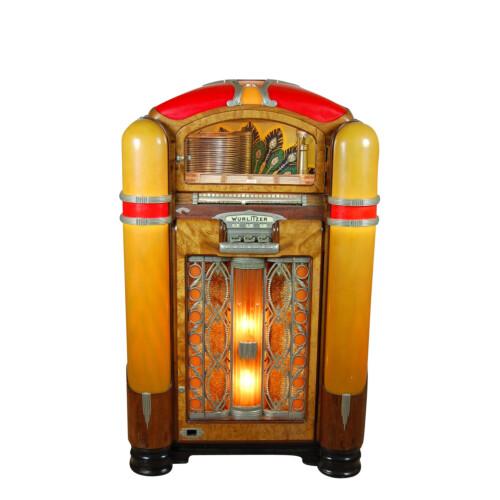 Jukebox Wurlitzer Modell 800