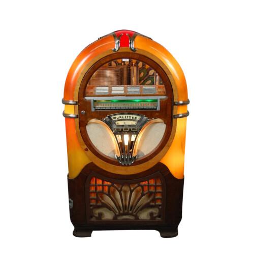 Jukebox Wurlitzer Modell 750