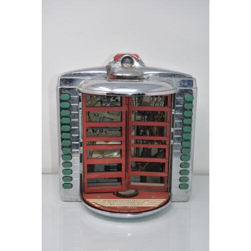 Wurlitzer Musikbox Fernwähler Modell 5205
