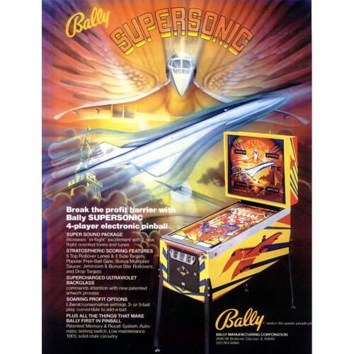 Flipper Supersonic