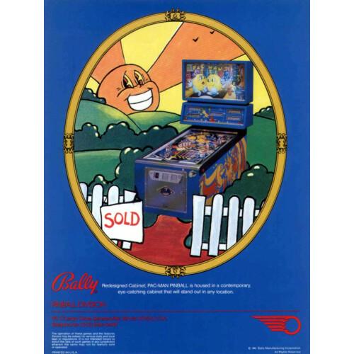 Flipper Mr. & Mrs. Pacman