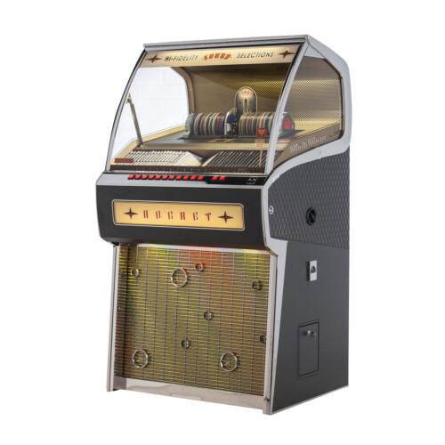 Jukebox Rocket im 50iger Jahre Design