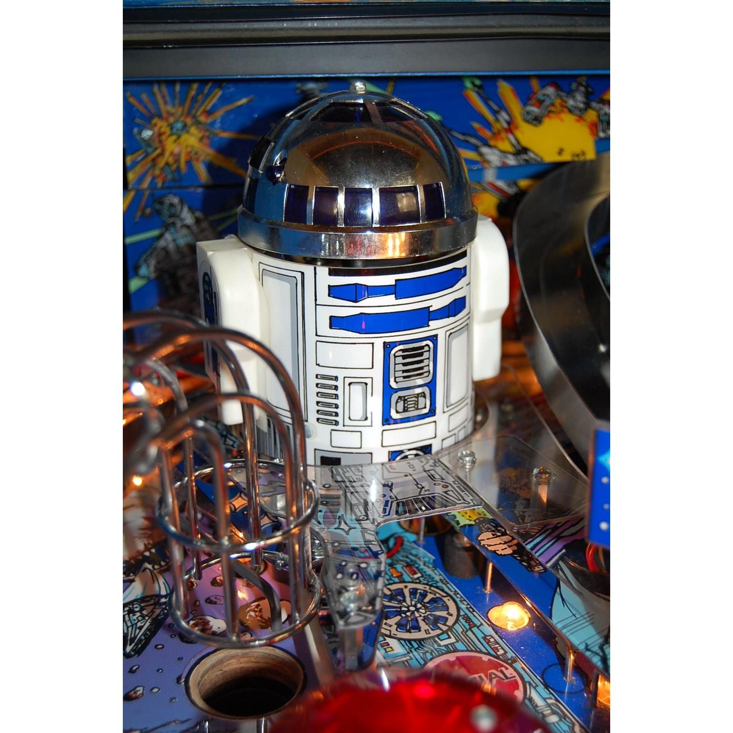 Flipperautomat Star Wars