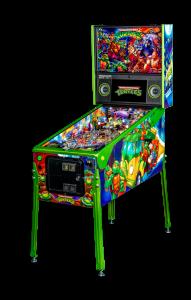Flipper Teenage Mutant Ninja Turtles Limited Edition