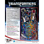 """Flipper Transformers Decepticon LE Nr.5. """"NIB"""""""